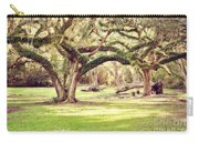 Ancient Oaks Carry-all Pouch