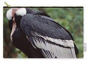 Andean Condor Male Cayambe Ecuador Carry-all Pouch