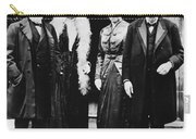 Andrew Carnegie (1835-1919) Carry-all Pouch