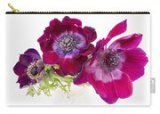 Anemone Trio Carry-all Pouch