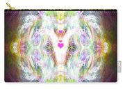 Angel Of Positive Thoughts Carry-all Pouch