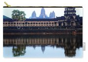 Angkor Wat Reflection Carry-all Pouch