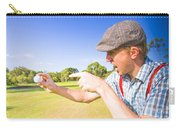 Angry Golf Carry-all Pouch
