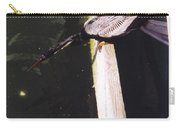 Anhinga Or Snake Bird Carry-all Pouch