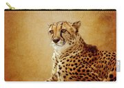 Animal Portrait Carry-all Pouch