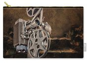 Antique Movie Projector Carry-all Pouch
