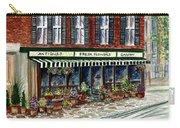 Antique Shop Carry-all Pouch