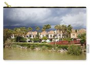 Apartment Houses In Marbella Carry-all Pouch