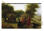 Apple Gathering Carry-all Pouch