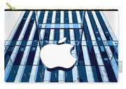Apple In The Big Apple Carry-all Pouch