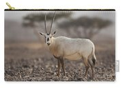 Arabian Oryx Oryx Leucoryx Carry-all Pouch