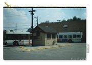 Archer/neva Cta Bus Terminal Carry-all Pouch