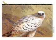 Greenland Falcon Carry-all Pouch