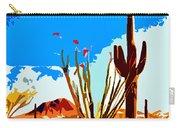 Arizona Desert Carry-all Pouch