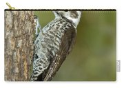 Arizona Woodpecker Carry-all Pouch