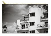 Art Deco Apartments Carry-all Pouch