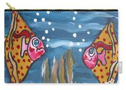 Art Fish Carry-all Pouch
