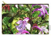 Art In The Garden II Carry-all Pouch
