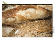 Artisan Bread Carry-all Pouch by Elena Elisseeva