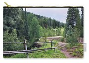 Aspen Trees In Vail - Colorado Carry-all Pouch