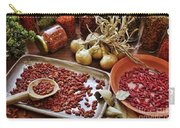 Assorted Spices Carry-all Pouch