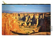 At Gemini Bridges Carry-all Pouch