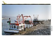 At The Cobb -- Lyme Regis Carry-all Pouch
