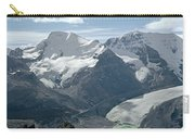 T-303504-athabasca Glacier In 1957 Carry-all Pouch