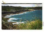 Atlantic Coast In Brittany Carry-all Pouch