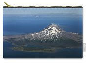 Augustine Volcano Cook Inlet Alaska Carry-all Pouch