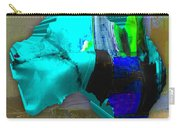 Australia Country Map Watercolor Carry-all Pouch