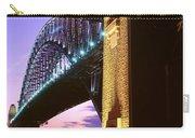 Australia, Sydney, Harbor Bridge Carry-all Pouch