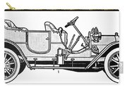 Automobile, C1905 Carry-all Pouch