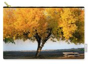 Autumn At The River Carry-all Pouch