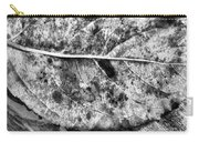 Lonely Leaf Carry-all Pouch