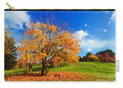 Autumn Fall Landscape Carry-all Pouch