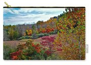 Autumn In Full Bloom Carry-all Pouch