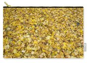 Autumn Leaves Carry-all Pouch by Michal Boubin