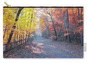 Autumn On Forbidden Drive Carry-all Pouch