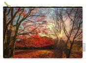 Autumn Shadows Carry-all Pouch