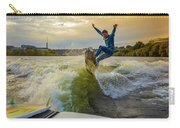 Autumn Wake Surfing Carry-all Pouch