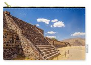 Avenue Of The Dead Carry-all Pouch