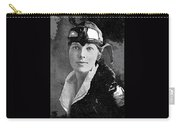 Aviator Amelia Earhardt No Date-2010 Carry-all Pouch