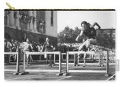 Babe Didrikson High Hurdles Carry-all Pouch