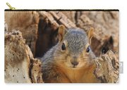 Baby Fox Squirrel Carry-all Pouch