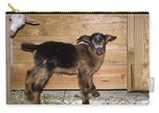 Baby Goats Carry-all Pouch