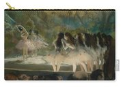 Ballet At The Paris Opera Carry-all Pouch