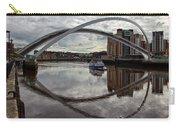 Baltic And Gateshead Millennium Bridge Carry-all Pouch