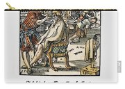Barber-surgeon, 1568 Carry-all Pouch