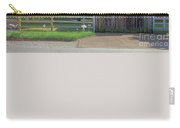 Barn By A Fence Carry-all Pouch